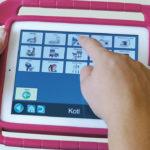 iPad GoTalkNow sovelluksella